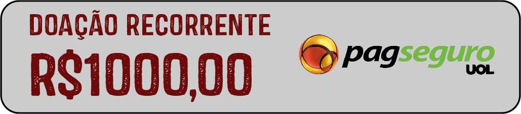 Doação R$1000,00
